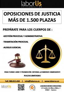 OPOSICIONES DE JUSTICIA