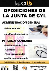 oposiciones CYL